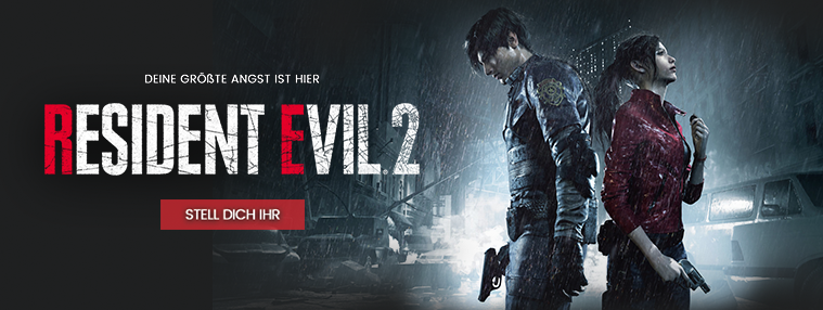 RESIDENT EVIL 2 / BIOHAZARD RE:2 EU Steam CD Key | Kinguin
