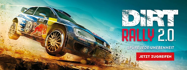DiRT Rally 2.0 Steam CD Key | Kinguin