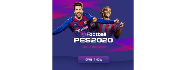 eFootball PES 2020 RoW Steam CD Key | Kinguin