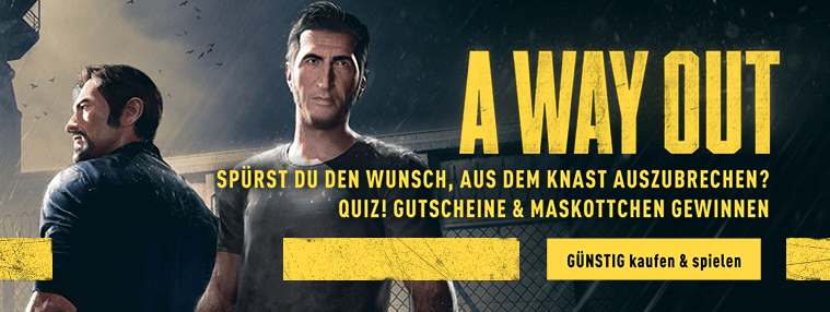 A Way Out Origin CD Key  | Kinguin