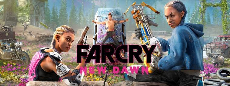 Far Cry New Dawn VORBESTELLUNG EMEA Uplay CD Key | Kinguin