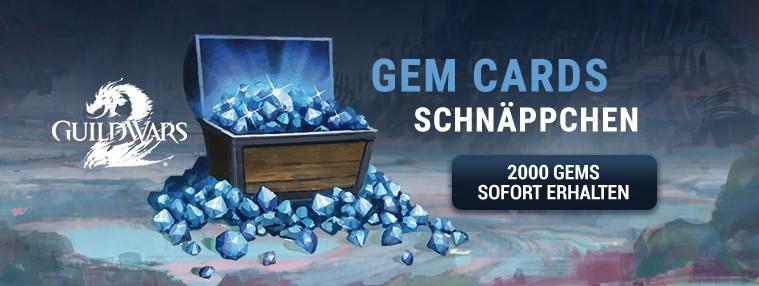 Guild Wars 2 EU 2000 Gems Code   Kinguin