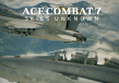 ACE COMBAT 7: SKIES UNKNOWN Deluxe Edition EU PS4 CD Key