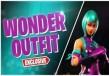 Fortnite - Wonder Skin DLC Epic Games CD Key