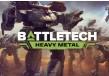 BATTLETECH - Heavy Metal DLC Steam CD Key