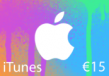 iTunes €15 PT Card