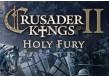 Crusader Kings II: Holy Fury Steam CD Key