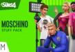 The Sims 4 - Moschino Stuff DLC Origin CD Key