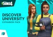 The Sims 4 - Discover University DLC Origin CD Key