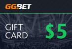 GG.bet $5 Gift Card