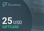 Gamdom $25 Giftcard