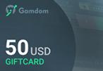 Gamdom $50 Giftcard