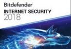 Bitdefender Internet Security 2018 EU Key (1 Year / 1 PC)
