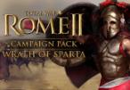 Total War: ROME II - Wrath of Sparta DLC Steam CD Key