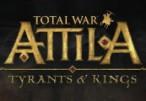 Total War: ATTILA - Tyrants & Kings Edition RoW Steam CD Key