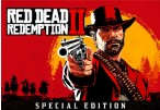 Red Dead Redemption 2 Special Edition Rockstar Digital Download CD Key