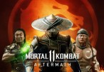 Mortal Kombat 11 - Aftermath DLC Steam CD Key