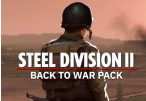 Steel Division 2 - Back To War Pack DLC Steam CD Key