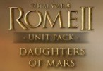 Total War: ROME II - Daughters of Mars DLC EU Steam CD Key