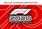 F1 2020 Deluxe Schumacher Edition EU Steam CD Key