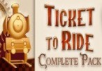 Ticket to Ride Complete Pack Steam CD Key