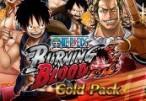 One Piece Burning Blood - Gold Pack DLC Steam CD Key