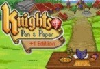 Knights of Pen and Paper +1 Deluxier Edition Steam CD Key
