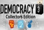 Democracy 3 Collector's Edition Steam CD Key