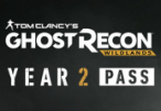 Tom Clancy's Ghost Recon Wildlands - Year 2 Pass DLC RoW Uplay Activation Link