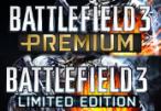 Battlefield 3 Limited Edition + Battlefield 3 Premium Pack Origin CD Key