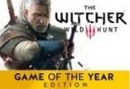The Witcher 3: Wild Hunt GOTY Edition EU Steam Altergift