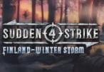 Sudden Strike 4 - Finland: Winter Storm DLC Steam CD Key