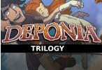 Deponia Trilogy Steam CD Key