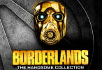 Borderlands: The Handsome Collection EMEA Steam CD Key