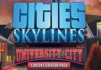 Cities: Skylines - Content Creator Pack: University City DLC Steam CD Key