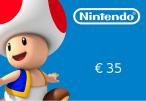 Nintendo eShop Prepaid Card €35 EU Key