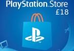PlayStation Network Card £18 UK