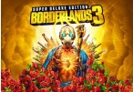 Borderlands 3 Super Deluxe Edition EU Steam CD Key