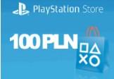 PlayStation Network Card 100 PLN