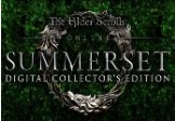 The Elder Scrolls Online Summerset Digital Collector's Edition Digital Download CD Key