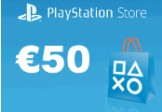 Playstation Network Card €50 ES