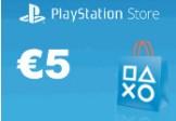 Playstation Network Card €5 ES