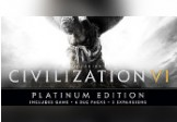 Sid Meier's Civilization VI: Platinum Edition Steam CD Key