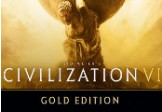 Sid Meier's Civilization VI Gold Edition EU Steam CD Key