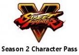 Street Fighter V - Season 2 Character Pass Steam CD Key