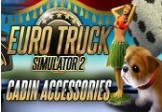 Euro Truck Simulator 2 - Cabin Accessories DLC Steam CD Key