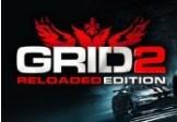 GRID 2 Reloaded Edition Steam CD Key