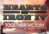 Hearts of Iron IV - Together for Victory DLC Steam CD Key