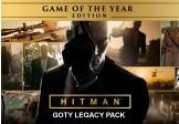 HITMAN 2 - GOTY Legacy Pack DLC Steam CD Key