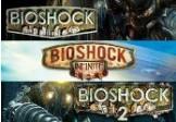 Bioshock Triple Pack Steam CD Key